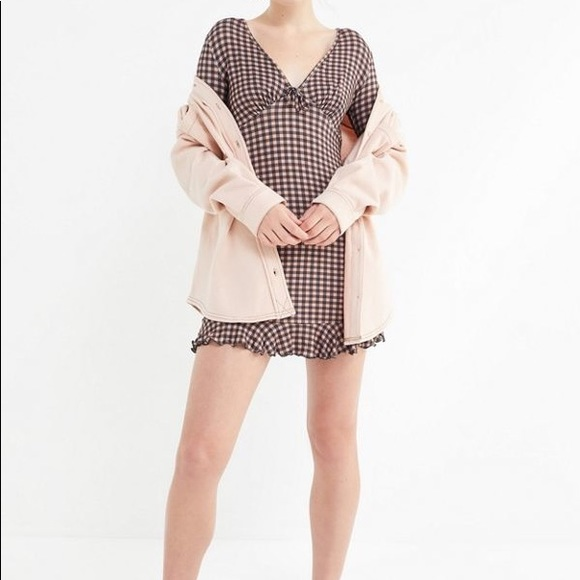 Urban Outfitters Dresses & Skirts - urban Outfitters grace ruffle mini dress